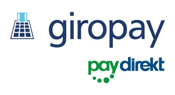 Zahlungsmöglichkeit - Giropay