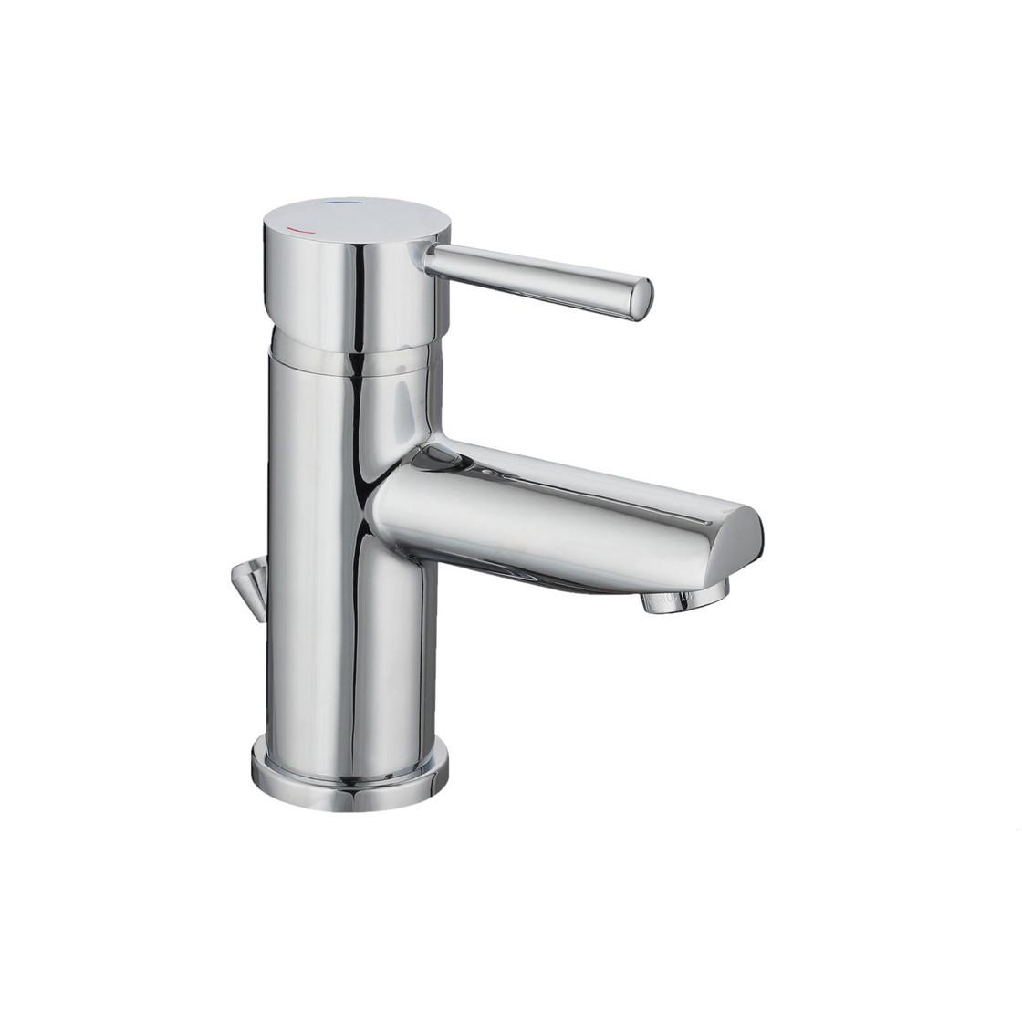 Schütte Waschtischarmatur UNICORN, Chrom 33710 Badezimmer Armatur