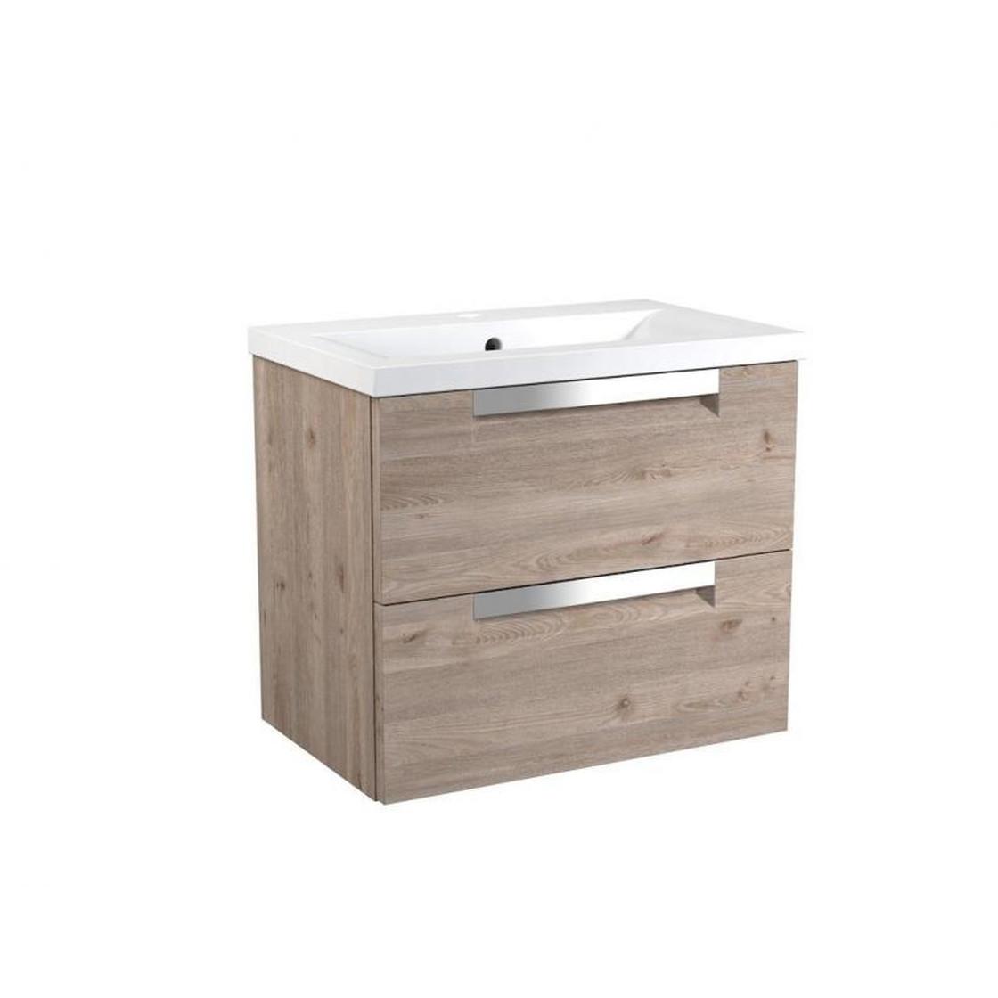 vidamar milano waschtischunterschrank mit 2 schubladen. Black Bedroom Furniture Sets. Home Design Ideas